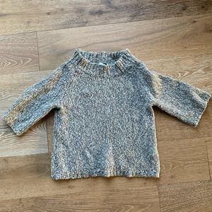J. Crew   Marled Fishermen Sweater